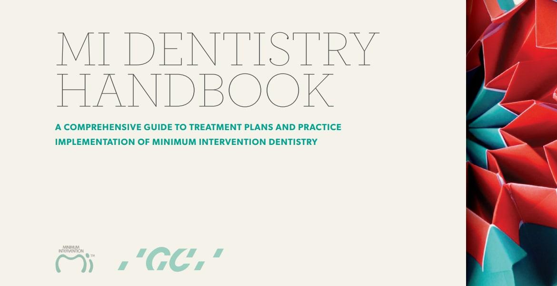 mi dentistry handbook cover